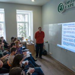 """3 дні лекцій модуля Vetexpert Base """"Гастроентерологія"""" з Дмитром Морозенко 3-5 квітня 2018 р."""