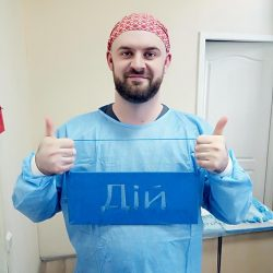 «Школа хірургії м'яких тканин лікаря Антона Лапшина» 1 модуль